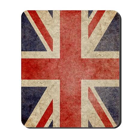 UK Faded Kindle Mousepad