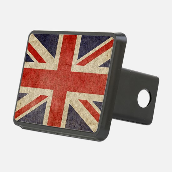 Faded UK Beach Hitch Cover