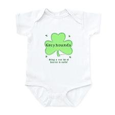 Greyhound Heaven Infant Bodysuit