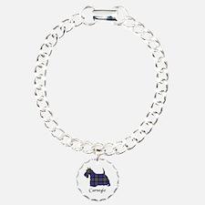 Terrier - Carnegie Charm Bracelet, One Charm