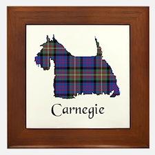 Terrier - Carnegie Framed Tile