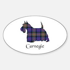 Terrier - Carnegie Decal