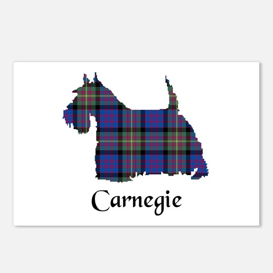 Terrier - Carnegie Postcards (Package of 8)