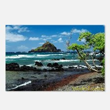 Island Off of Hana Postcards (Package of 8)