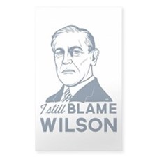 I Still Blame Wilson Decal