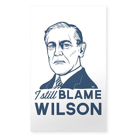 I Still Blame Wilson Sticker