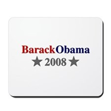 ::: Barack Obama - Simple ::: Mousepad