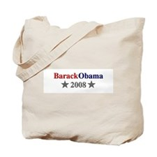 ::: Barack Obama - Simple ::: Tote Bag