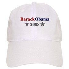 ::: Barack Obama - Simple ::: Baseball Cap