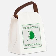 LM_Parking_RK2011_10x10 Canvas Lunch Bag