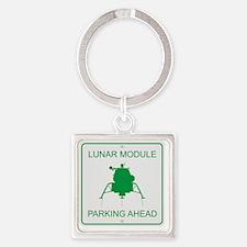 LM_Parking_RK2011_10x10 Square Keychain