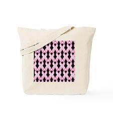 PinkHopeRFlipFlPb Tote Bag
