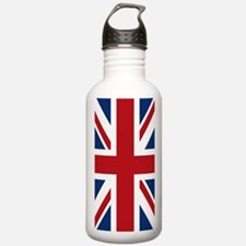 union-jack_18x12-5 Water Bottle
