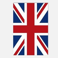 union-jack_18x12-5 Postcards (Package of 8)