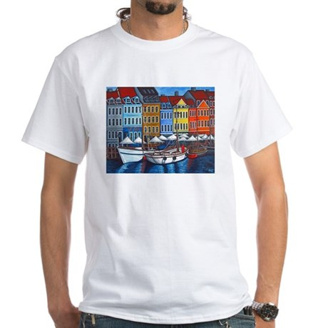Colors of Nyhavn T-shirt