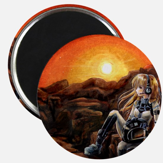 Music From Mars Magnet
