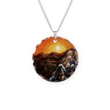 Music From Mars Necklace