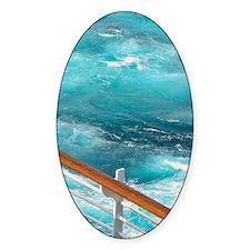 CruiseShipWake Decal