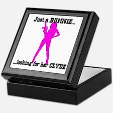 JustBonnie Keepsake Box