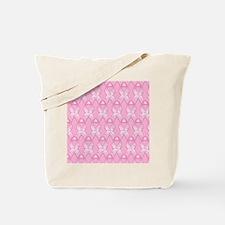 PinkHopeRFlipFlPp Tote Bag