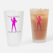 JustBonnieINV Drinking Glass