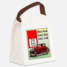 Pikes Peak Ocean to Ocean trail-1 Canvas Lunch Bag
