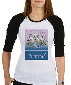 BICHON FRISE CANT HAVE JUST ONE JOURNAL Shirt
