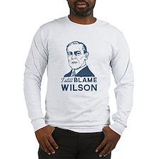 I Still Blame Wilson Long Sleeve T-Shirt