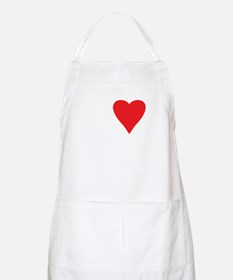 I loveNJ-shirt-black Apron