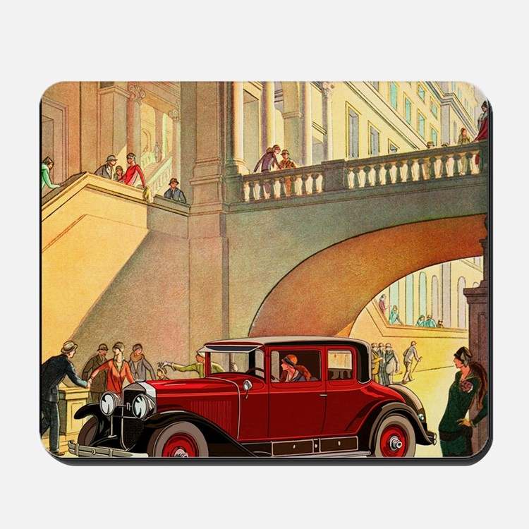 1928 Cadillac-10 Mousepad