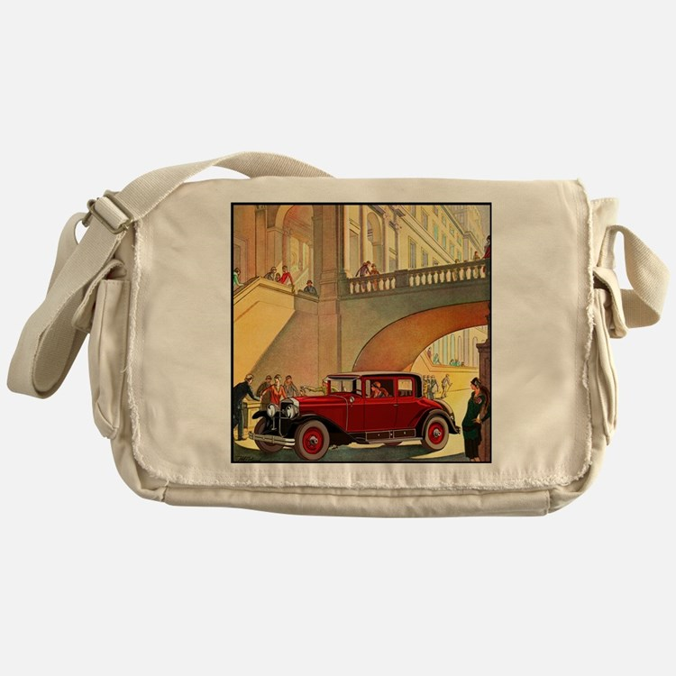 1928 Cadillac-10 Messenger Bag