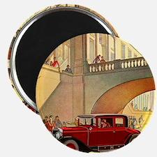 1928 Cadillac-10 Magnet