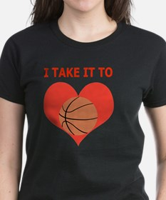 Basketball Unique Gifts, Take Tee