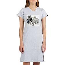 pugs Women's Nightshirt