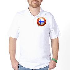 finland badge PNG T-Shirt
