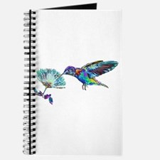 NEON HUMMINGBIRD Journal