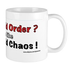 New World Order? Mug
