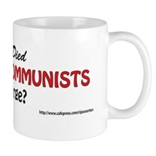 Who Died and left the Obommunists in Ch Mug