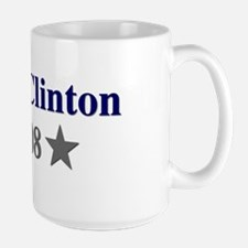::: Hillary Clinton - Simple ::: Mug