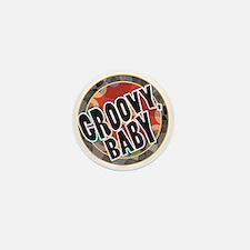 Groovy Baby Mini Button