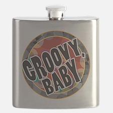 Groovy Baby Flask