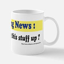 The Evening News... Mug