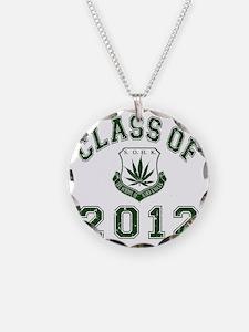 CO2012 SOHK Weed Green Distr Necklace
