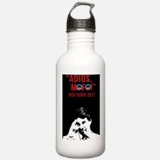 AdiosMofo_poster02 Water Bottle