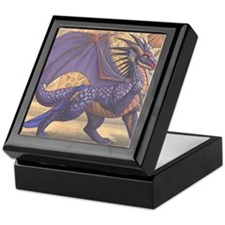 ravenwing16x20product Keepsake Box