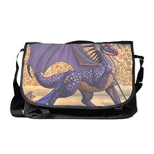 ravenwing16x20product Messenger Bag