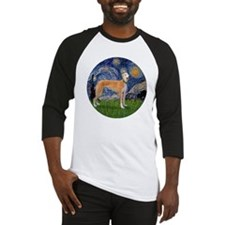 R-Starry-Greyhound (M-stand)) Baseball Jersey
