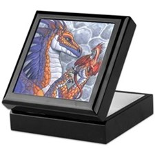 clanchar16x20product Keepsake Box