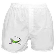NEON LIZARD Boxer Shorts