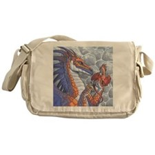 clanchar16x20product Messenger Bag